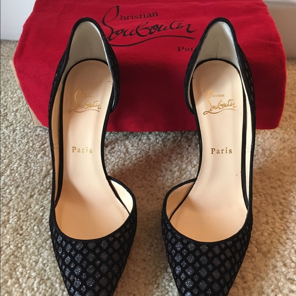 Christian Louboutin Shoes - Christian Louboutin Evening Pumps