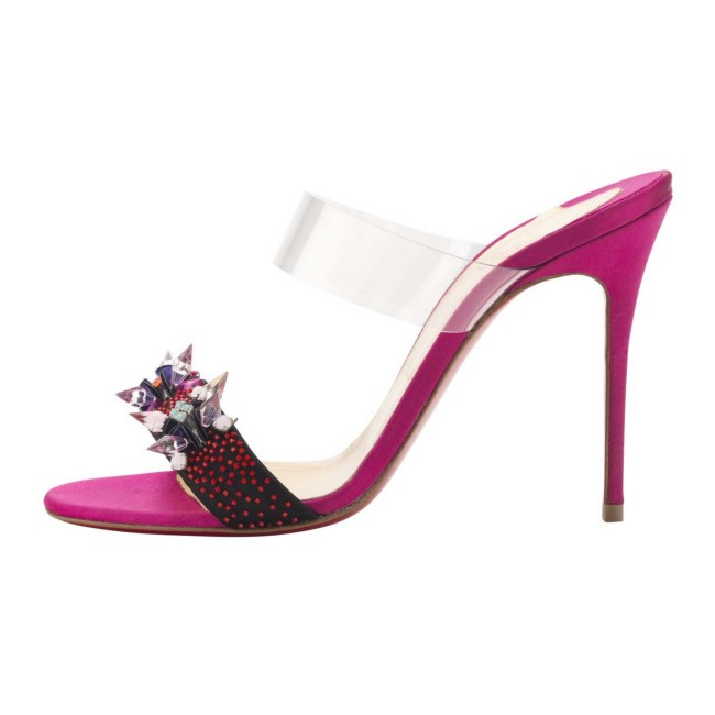 Christian Louboutin Spring Summer 2014 Shoe Collection